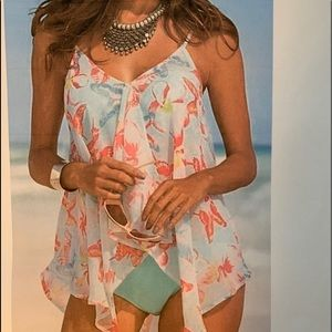 Other - Swim suit/cover up set BRAND NEW, never worn